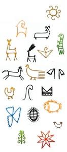 символы остары